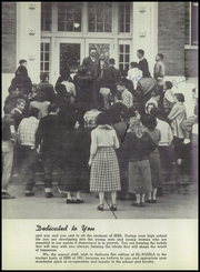 Page 8, 1951 Edition, Hillsboro High School - EL Aquila Yearbook (Hillsboro, TX) online yearbook collection