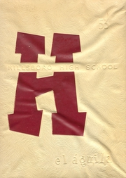 1953 Edition, Hillsboro High School - EL Aquila Yearbook (Hillsboro, TX)