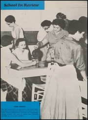Page 16, 1955 Edition, Hillsboro High School - EL Aquila Yearbook (Hillsboro, TX) online yearbook collection