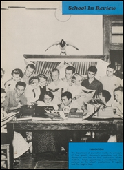 Page 9, 1955 Edition, Hillsboro High School - EL Aquila Yearbook (Hillsboro, TX) online yearbook collection