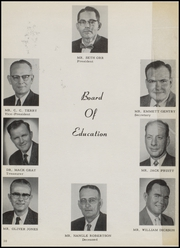 Page 14, 1960 Edition, Hillsboro High School - EL Aquila Yearbook (Hillsboro, TX) online yearbook collection