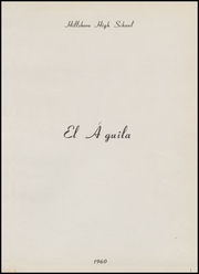 Page 5, 1960 Edition, Hillsboro High School - EL Aquila Yearbook (Hillsboro, TX) online yearbook collection