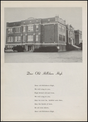 Page 8, 1960 Edition, Hillsboro High School - EL Aquila Yearbook (Hillsboro, TX) online yearbook collection