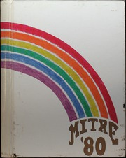 1980 Edition, Bishop Dunne High School - Mitre Yearbook (Dallas, TX)