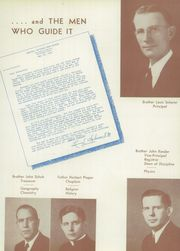 Page 13, 1945 Edition, Central Catholic High School - Fang Yearbook (San Antonio, TX) online yearbook collection