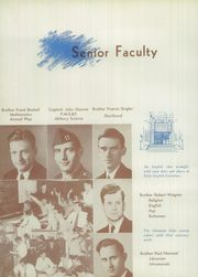 Page 14, 1945 Edition, Central Catholic High School - Fang Yearbook (San Antonio, TX) online yearbook collection