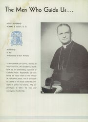Page 10, 1947 Edition, Central Catholic High School - Fang Yearbook (San Antonio, TX) online yearbook collection