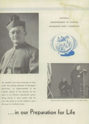 Page 11, 1947 Edition, Central Catholic High School - Fang Yearbook (San Antonio, TX) online yearbook collection