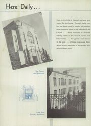 Page 12, 1947 Edition, Central Catholic High School - Fang Yearbook (San Antonio, TX) online yearbook collection