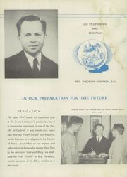 Page 15, 1947 Edition, Central Catholic High School - Fang Yearbook (San Antonio, TX) online yearbook collection