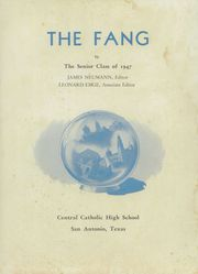 Page 5, 1947 Edition, Central Catholic High School - Fang Yearbook (San Antonio, TX) online yearbook collection