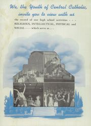 Page 8, 1947 Edition, Central Catholic High School - Fang Yearbook (San Antonio, TX) online yearbook collection