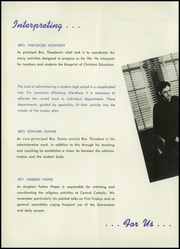 Page 12, 1948 Edition, Central Catholic High School - Fang Yearbook (San Antonio, TX) online yearbook collection