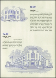 Page 7, 1948 Edition, Central Catholic High School - Fang Yearbook (San Antonio, TX) online yearbook collection