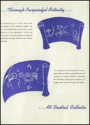 Page 9, 1948 Edition, Central Catholic High School - Fang Yearbook (San Antonio, TX) online yearbook collection