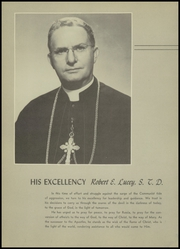 Page 10, 1951 Edition, Central Catholic High School - Fang Yearbook (San Antonio, TX) online yearbook collection