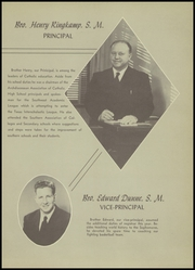 Page 11, 1951 Edition, Central Catholic High School - Fang Yearbook (San Antonio, TX) online yearbook collection