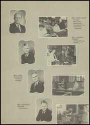 Page 12, 1951 Edition, Central Catholic High School - Fang Yearbook (San Antonio, TX) online yearbook collection