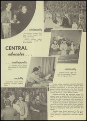 Page 15, 1951 Edition, Central Catholic High School - Fang Yearbook (San Antonio, TX) online yearbook collection