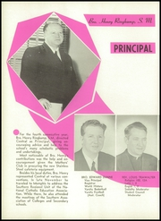 Page 12, 1953 Edition, Central Catholic High School - Fang Yearbook (San Antonio, TX) online yearbook collection