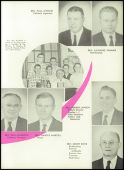 Page 13, 1953 Edition, Central Catholic High School - Fang Yearbook (San Antonio, TX) online yearbook collection