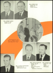 Page 14, 1953 Edition, Central Catholic High School - Fang Yearbook (San Antonio, TX) online yearbook collection