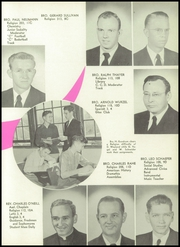 Page 17, 1953 Edition, Central Catholic High School - Fang Yearbook (San Antonio, TX) online yearbook collection