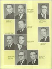 Page 14, 1960 Edition, Central Catholic High School - Fang Yearbook (San Antonio, TX) online yearbook collection