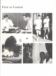 Page 11, 1968 Edition, Central Catholic High School - Fang Yearbook (San Antonio, TX) online yearbook collection