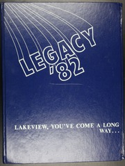 Page 1, 1982 Edition, Lakeview Centennial High School - Legacy Yearbook (Garland, TX) online yearbook collection