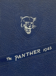 1945 Edition, Spring Hill High School - Panther Yearbook (Longview, TX)