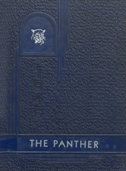 1946 Edition, Spring Hill High School - Panther Yearbook (Longview, TX)