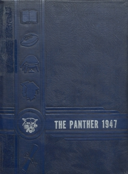 1947 Edition, Spring Hill High School - Panther Yearbook (Longview, TX)