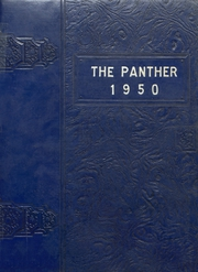 1950 Edition, Spring Hill High School - Panther Yearbook (Longview, TX)