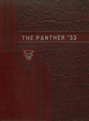 1953 Edition, Spring Hill High School - Panther Yearbook (Longview, TX)