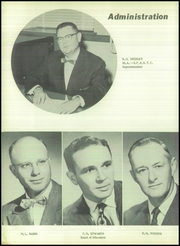 Page 14, 1954 Edition, Spring Hill High School - Panther Yearbook (Longview, TX) online yearbook collection