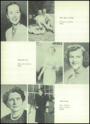 Page 16, 1954 Edition, Spring Hill High School - Panther Yearbook (Longview, TX) online yearbook collection