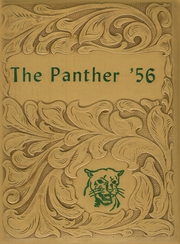 1956 Edition, Spring Hill High School - Panther Yearbook (Longview, TX)