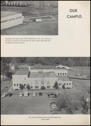 Page 12, 1958 Edition, Spring Hill High School - Panther Yearbook (Longview, TX) online yearbook collection