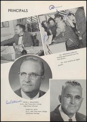 Page 17, 1958 Edition, Spring Hill High School - Panther Yearbook (Longview, TX) online yearbook collection