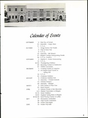 Page 9, 1963 Edition, Spring Hill High School - Panther Yearbook (Longview, TX) online yearbook collection