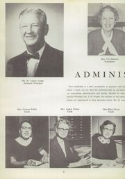 Page 12, 1956 Edition, Lamar High School - Valhalla Yearbook (Arlington, TX) online yearbook collection