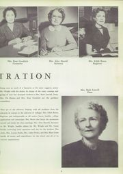 Page 13, 1956 Edition, Lamar High School - Valhalla Yearbook (Arlington, TX) online yearbook collection