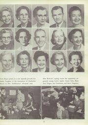 Page 15, 1956 Edition, Lamar High School - Valhalla Yearbook (Arlington, TX) online yearbook collection