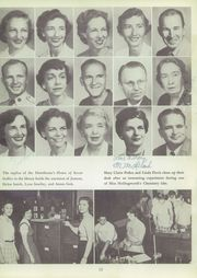 Page 17, 1956 Edition, Lamar High School - Valhalla Yearbook (Arlington, TX) online yearbook collection