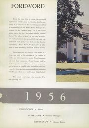Page 8, 1956 Edition, Lamar High School - Valhalla Yearbook (Arlington, TX) online yearbook collection
