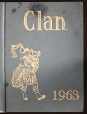 1963 Edition, Eastern Hills High School - Clan Yearbook (Fort Worth, TX)