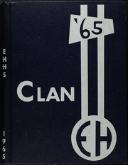 1965 Edition, Eastern Hills High School - Clan Yearbook (Fort Worth, TX)