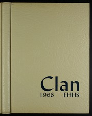 1966 Edition, Eastern Hills High School - Clan Yearbook (Fort Worth, TX)
