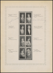 Page 21, 1930 Edition, Robert E Lee High School - Lee Traveler Yearbook (Baytown, TX) online yearbook collection